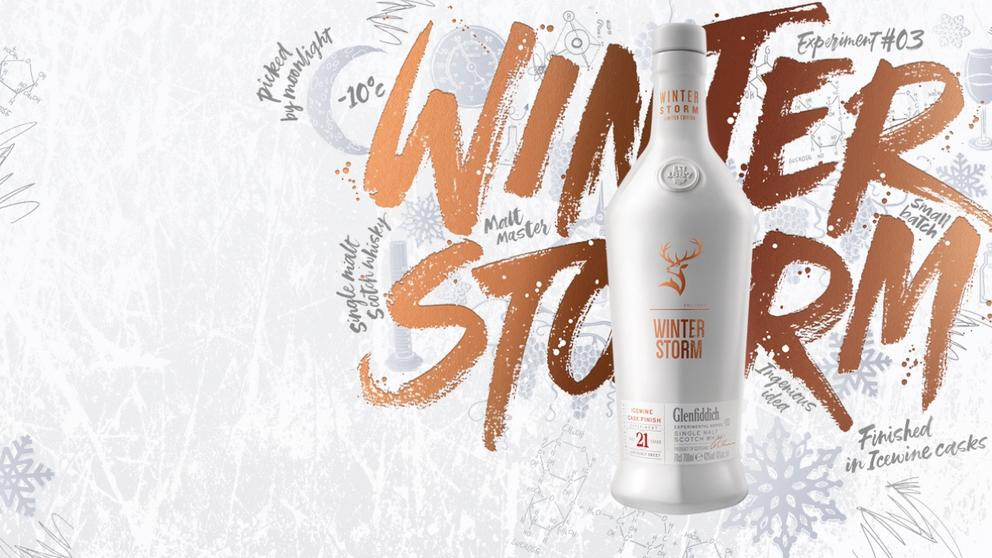winter storm glenfiddich experiment