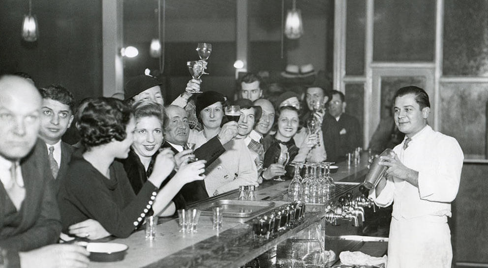 prohibition era